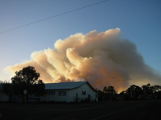 Bushfires have burned an estimated 32 million acres in Australia—an area roughly equivalent to the size of England.