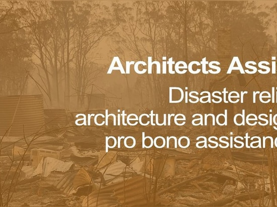 Australian Architects Are Offering Free Design Services to Fire Victims