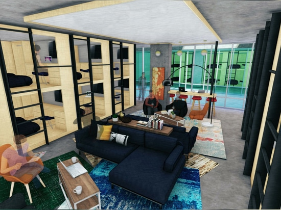 Each pod comes with access to shared living areas, bathrooms, and kitchens. The proposed development continues a trend toward bunk-style living arrangements that have become commonplace in San Fran...
