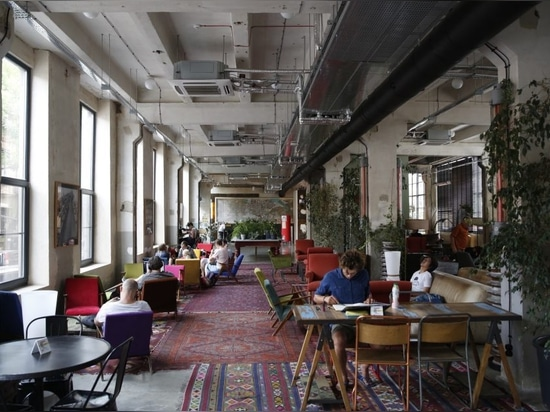 Fabrika Tbilisi, an Ex-Soviet Factory Turned Urban Culture Hub