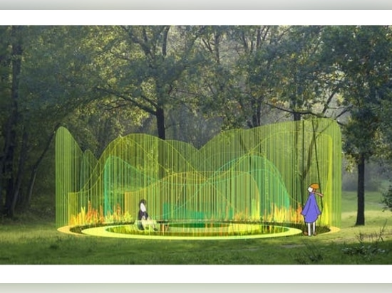 """""""(Mé)Tissages"""" by Duke Truong, Architect 