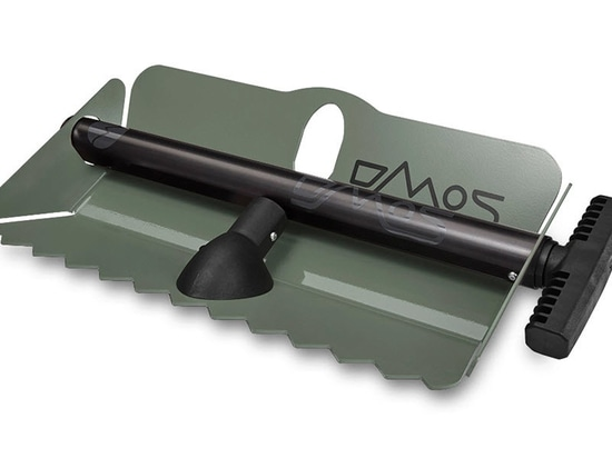 DMOS Stealth Shovel Now Comes in Jungle Green