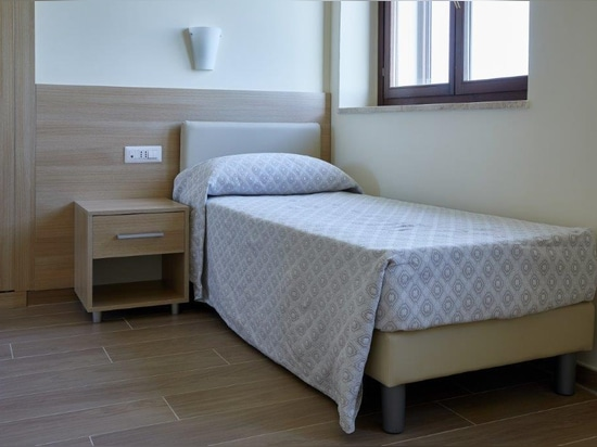 MOBILSPAZIO CONTRACT: DESIGN AND PRODUCTION OF FURNITURE FOR GUESTHOUSES, PRIVATE AND RELIGIOUS INSTITUTES, STUDENT ACCOMMODATION