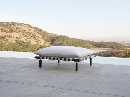 ATRA uses hemp fibre and recycled materials for Nerthus-Sofa furniture collection