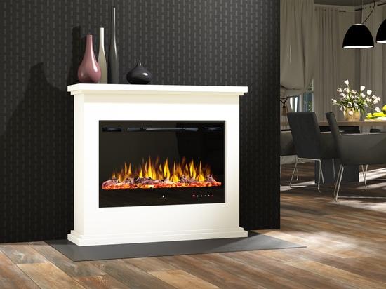 Noble Flame FERRARA [Electric Fireplace]