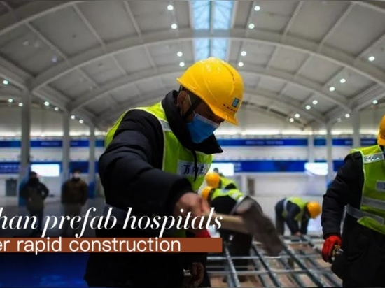 Live: Wuhan's prefab hospitals' construction continues on January 31 武汉火神山雷神山医院建设最前线 https://www.youtube.com/watch?v=VrIKdDCNNKY