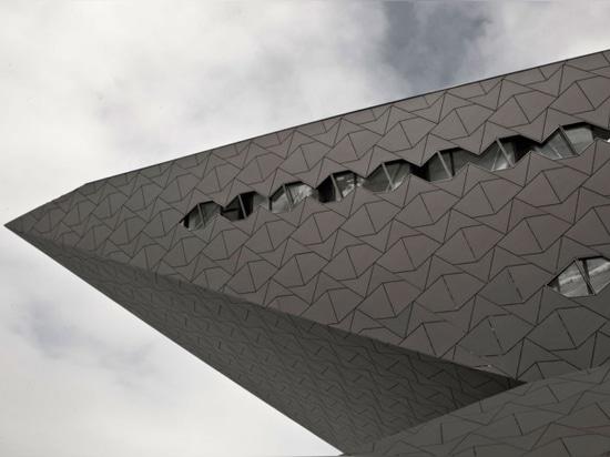 EQUITONE fiber cement panels