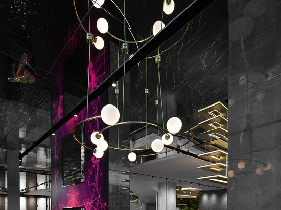 Foshan Topway Design Completes Interiors For Huiya Ceramics Headquarters And Exhibition Hall