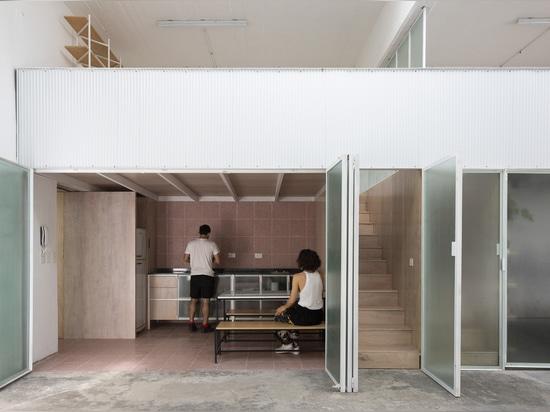 Lerma Work Spaces / nu