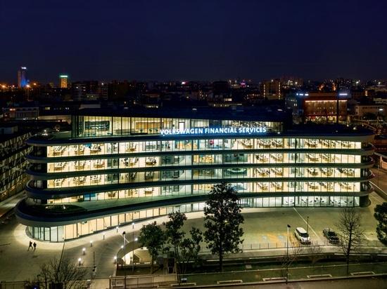 Arcadia Center, Milan. Interview with architect Giuseppe Tortato