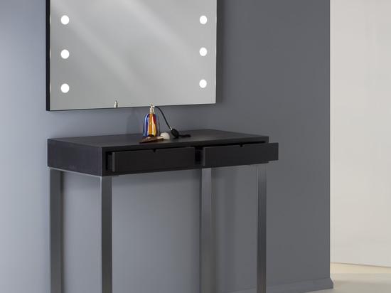 vanity set Unica mirror