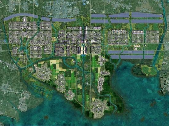 A New Capital City (Xiongan)