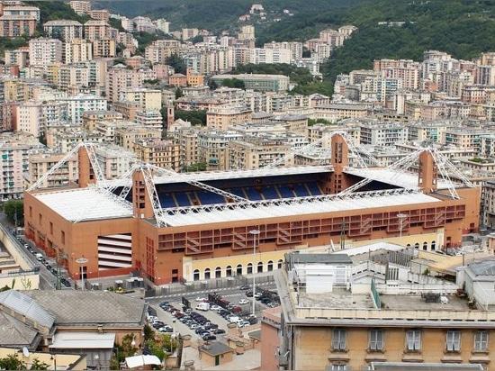 Gregotti Associati: Luigi Ferraris Stadium, Genoa, 1989