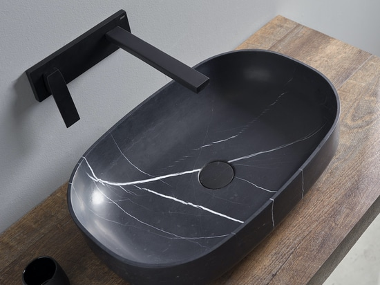 Marquina Marble Counter Top Washbasin