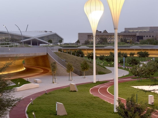 Qatar's Oxygen Park is the perfect antidote to the desert heat