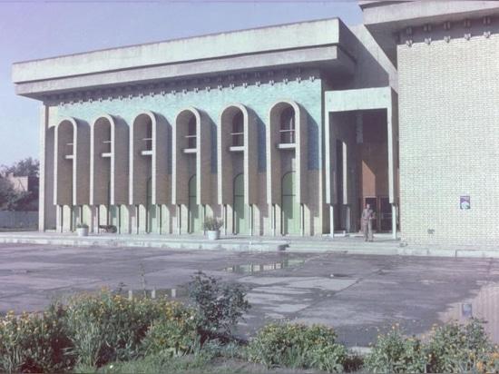 Iraqi Scientific Academy Building, ca. 1965.