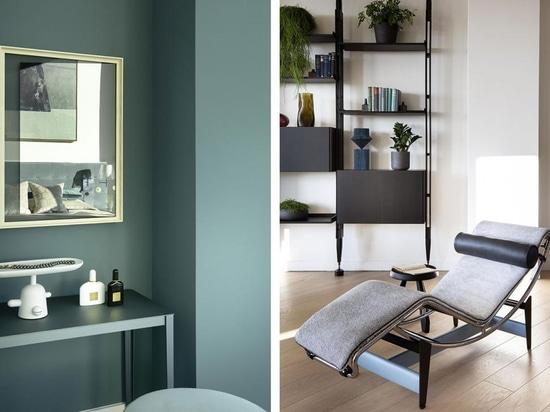 Cassina's interior design project at Televison Centre London