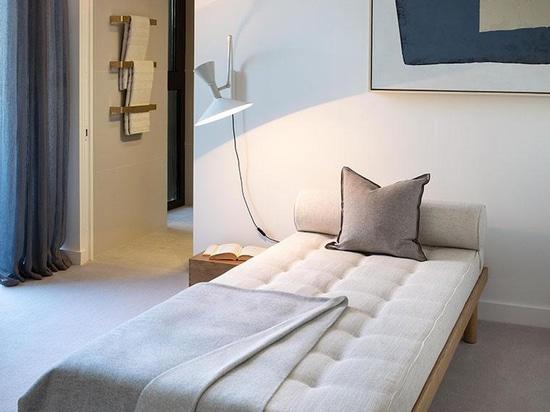 Inside Cassina's interior design project at Television Centre London