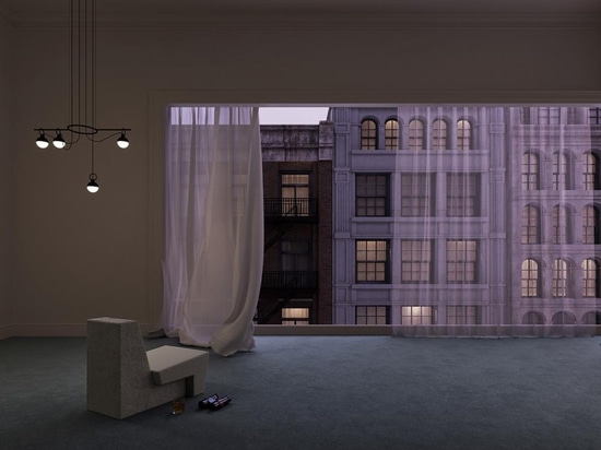 The Confinement Room. Renders: Atelier Avéus and Ergun Ayral