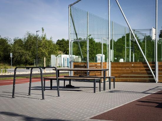 Třebíč – multifunctional playground