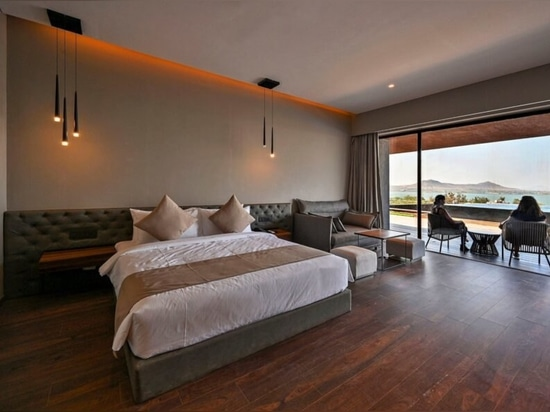 Solar powered hotel opens in Indian wine-growing region