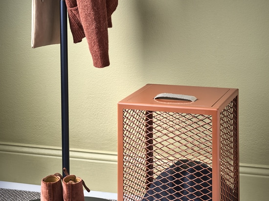 Storage Meets Side Table Meets Stool in The Cube