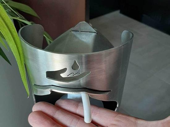 STEELAB SBD-HYmade Hand sanitizer dispenser