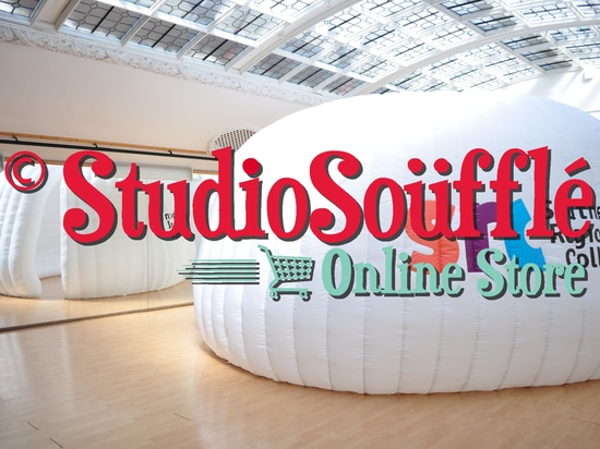 Studio Soüfflé opens its brand new Online Store