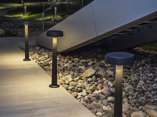 The Motive Collection Blurs the Line Between Indoor + Outdoor Lighting