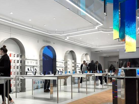 Huawei Flagship Store Paris Opéra