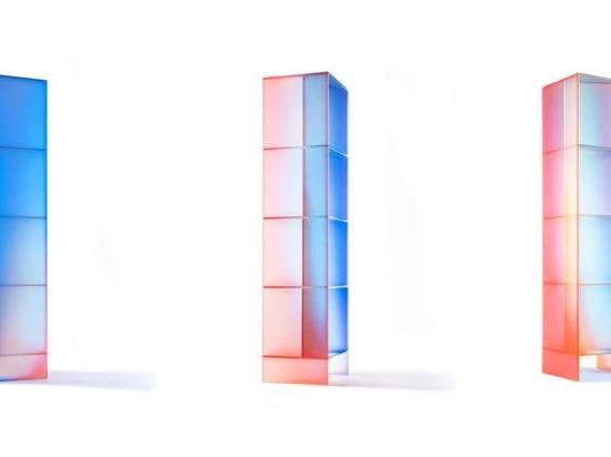 BUZAO's HALO Collection Reflects Light Like a Rainbow