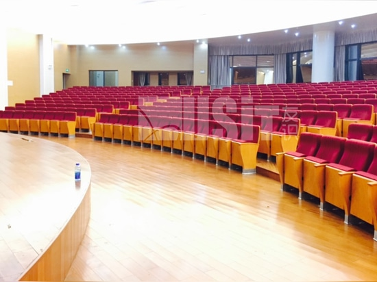Usit Seating UA-617G in Conference Hall of China