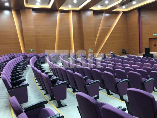 Usit Seating UA-603 in Conference Hall of Suzhou, China