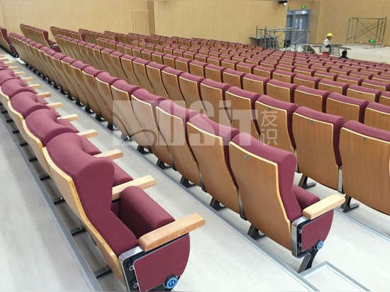 Usit Seating UA-606B in Lecture Hall of China