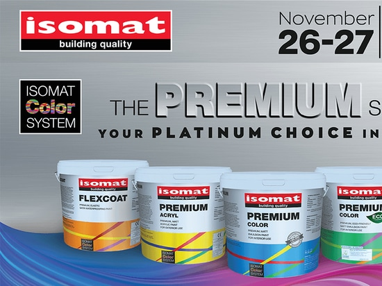 ISOMAT at the National Painting and Decorating Show 2019