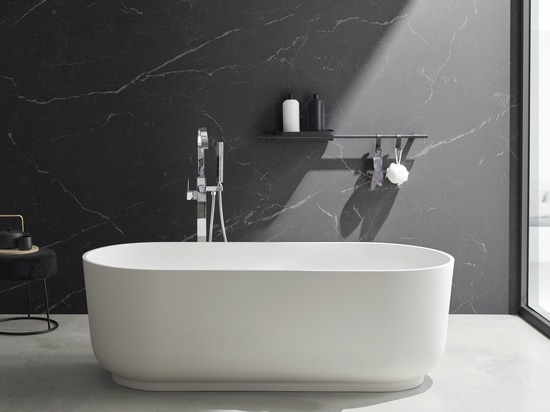 Valencia Freestanding Solid Surface Bathtub