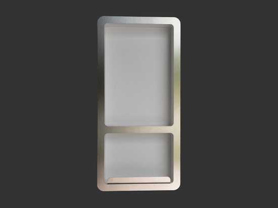 PAPER HOLDER WITH STOCK BUILT IN