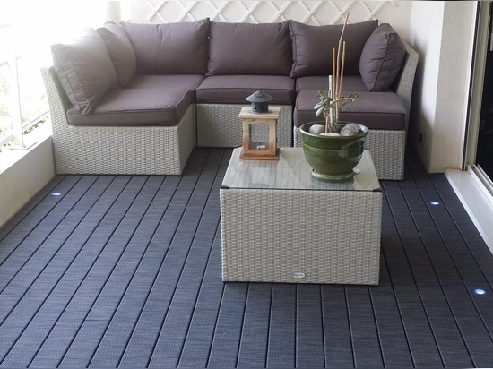 FLOOVER DECKING WOVEN