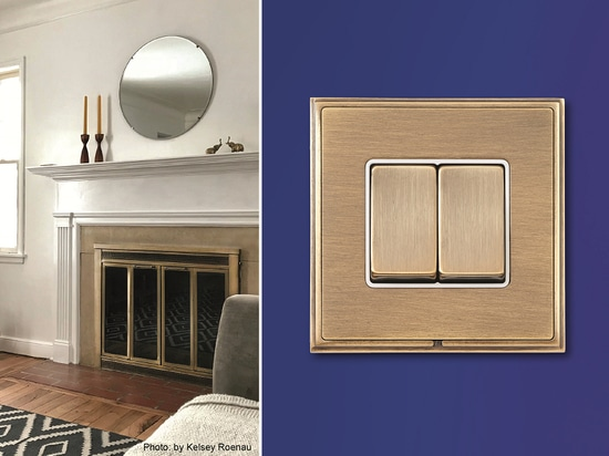 Hamilton rolls out wide rocker switches within on-trend designer collections.