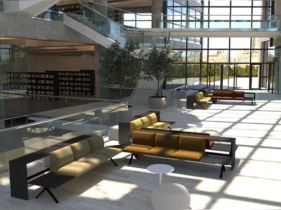 Lobby Area – Before