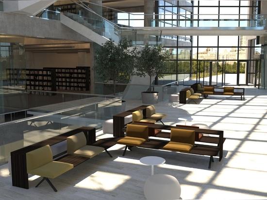 Lobby Area – Now