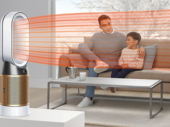 Dyson's Latest Air Purifier Pulls Triple Duty