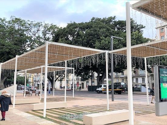 Pergola Habana