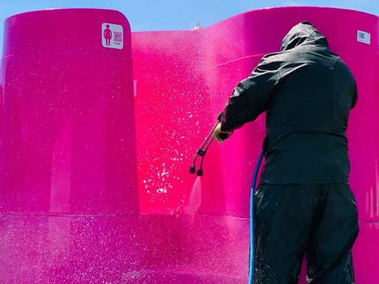 Outdoor urinal designers offer solutions to pandemic public toilet problem