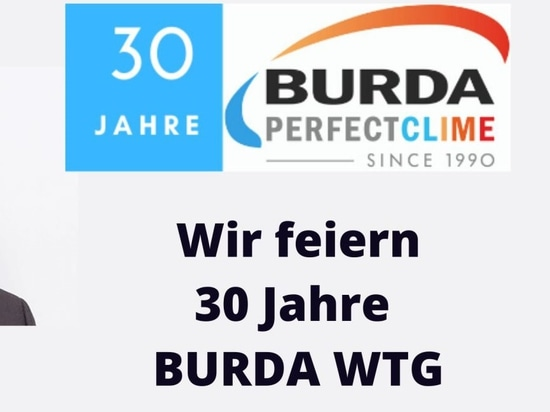 Join us on a journey through 30 years of BURDA WTG!