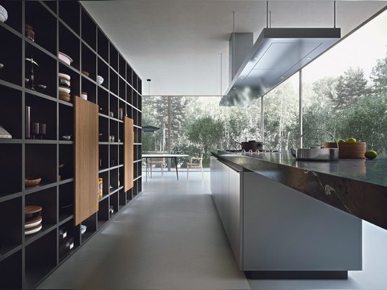 Selecta by Officinadesign Lema - Custom as standard - Kitchen