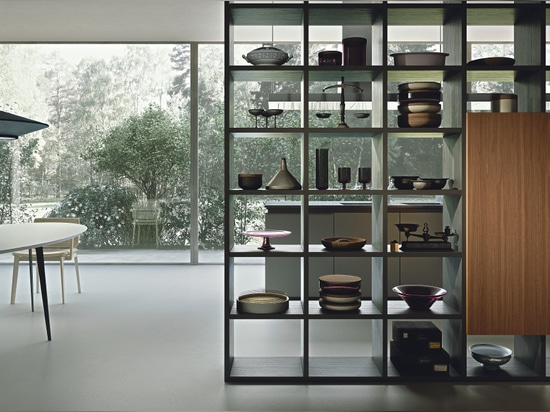 Selecta by Officinadesign Lema - Custom as standard - Kitchen-Dining Area
