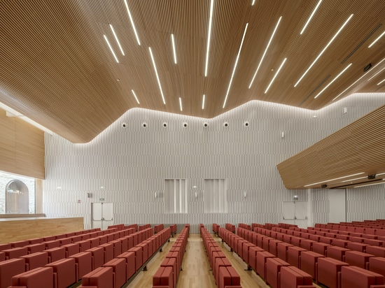 Rehabilitation of the Cordoba Congress Center / LAP Arquitectos Asociados