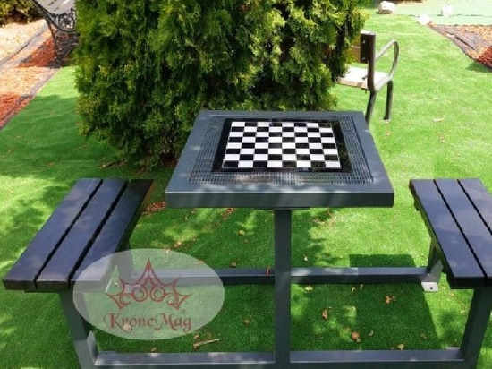 Park table set CAMPINA