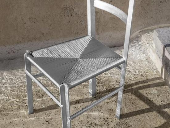 Francesco Faccin reinvents an anonymous classic chair design